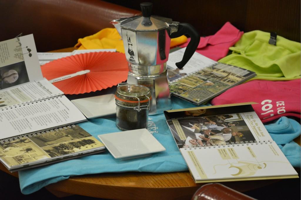 Costa Coffee seminář 008