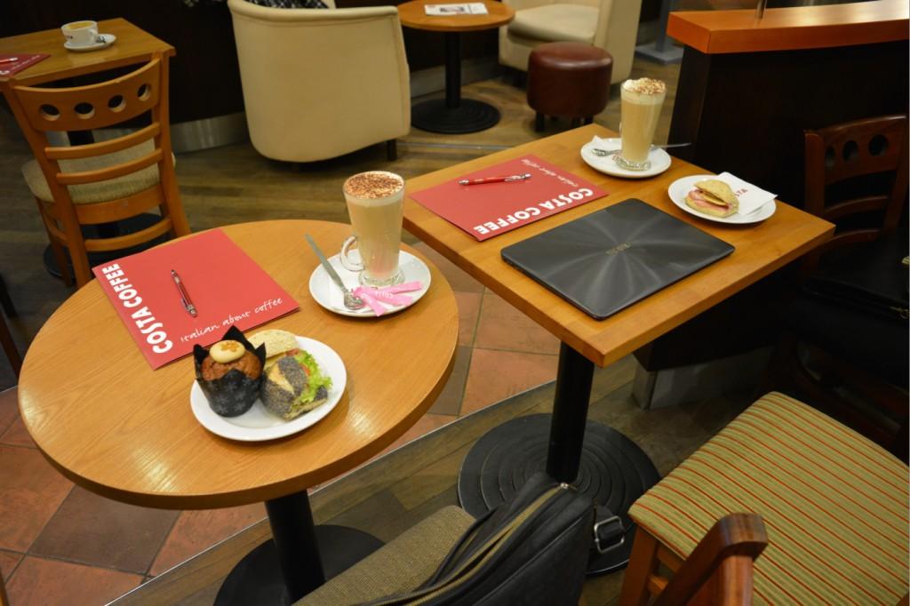 Costa Coffee seminář 009