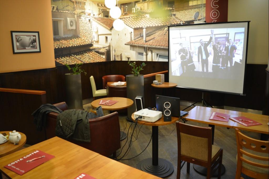 Costa Coffee seminář 010